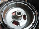 Solex flywheel